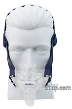 Mirage Liberty™ Full Face CPAP Mask with Nasal Pillows With Headgear