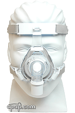 TrueBlue Gel Nasal CPAP Mask with Headgear