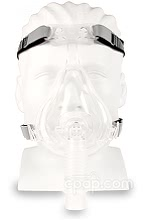 D100 Full Face CPAP Mask with Headgear