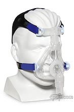 EasyFit Silicone Full Face CPAP Mask with Headgear