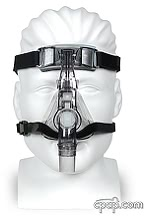 FlexSet Nasal CPAP Mask with Headgear