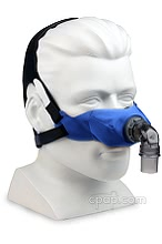 Single Size SleepWeaver Elan™ Soft Cloth Nasal CPAP Mask