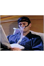 Nasal-Pap Freestyle Pillow CPAP Mask with Headgear