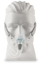 Brevida™ Nasal Pillow CPAP Mask with Headgear - Fit Pack