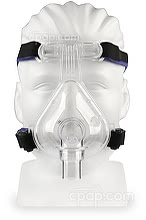 Full Advantage Full Face CPAP Mask with 4 Point Headgear