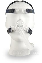 Nonny Pediatric Nasal CPAP Mask with Headgear - Fit Pack