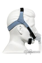 Optilife Nasal Pillow and CradleCushion CPAP Mask with Headgear