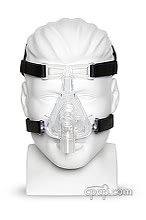 Zzz-Mask Nasal CPAP Mask with Headgear