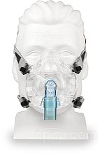 Quest Full Face CPAP Mask with Headgear