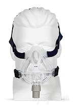 Quattro™ FX Full Face CPAP Mask with Headgear