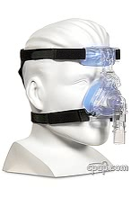 ComfortFusion Nasal CPAP Mask with Headgear - FitPack
