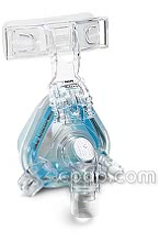 ComfortGel Blue Nasal CPAP Mask WITHOUT Headgear