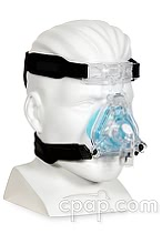 ComfortGel Blue Nasal CPAP Mask with Headgear - FitPack